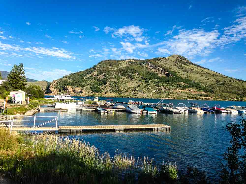Heeney Marina Green Mountain Reservoir Boat Rentals-12