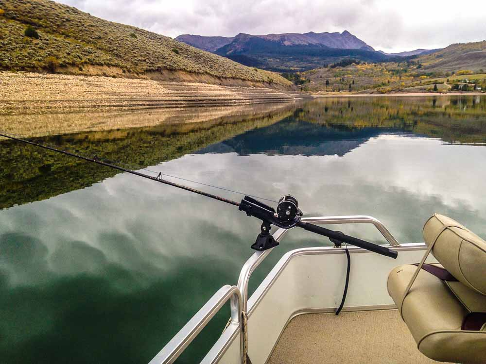 Heeney Marina Green Mountain Reservoir Boat Rentals-4